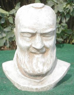 Padre Pio Bust